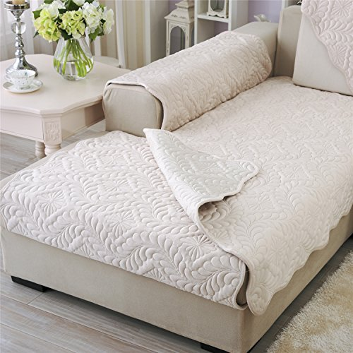 Ostepdecor Soft Petris Quilted Sofa Furniture Protector