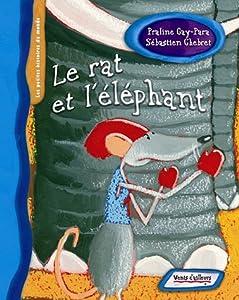 """Afficher """"Le rat et l'éléphant"""""""
