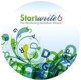 Software : StartWrite 6.0 Handwriting Worksheet Software (Windows)