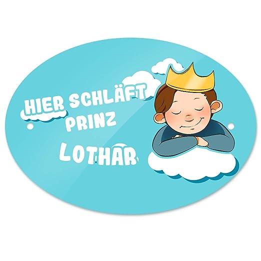 Eurofoto - Cartel para Puerta con Nombre de Lothar y diseño ...