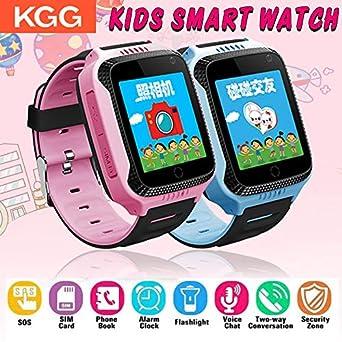 UNIQUS Q528 GPS Smart Watch with Camera Flashlight Baby Watch ...
