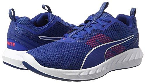 Blue Ultimate 2 bright 01 Pour Chaussures Plasma Homme De Bleu Course Ignite true Puma v5qZgg