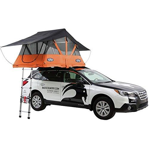 - Tepui Baja Series Ayer Mesh Tent: 2-Person 3-Season Orange, One Size