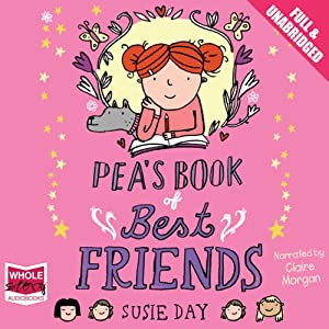 Pea's Book of Best Friends Audiobook