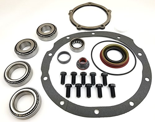 "ALL POWERSPORTS DRIVETRAIN 9"" Ford Ring and Pinion Installation Bearing Master Kit (TIMKEN) 3.062 Daytona Pinion"