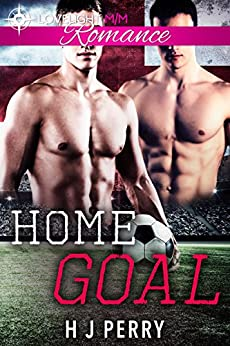 Home Goal (Gay Footballer Romance Book 1) by [Perry, H J]