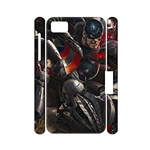 Generic For Girl Pc Phone Shell Thin Have With Avengers Age Of Ultron 2 For Blackberry Z10