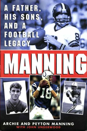 Farm Early Childhood Game - Manning: A Father, His Sons and a Football Legacy