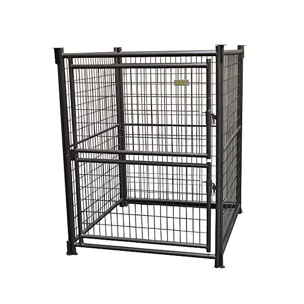 1.7m Height Aztec Gold Double Door Pet Pen Dog Enclosure Run Kennel | 4 Panels | Each Panel 1.2mx1.2mx1.7m Click on image for further info. 3