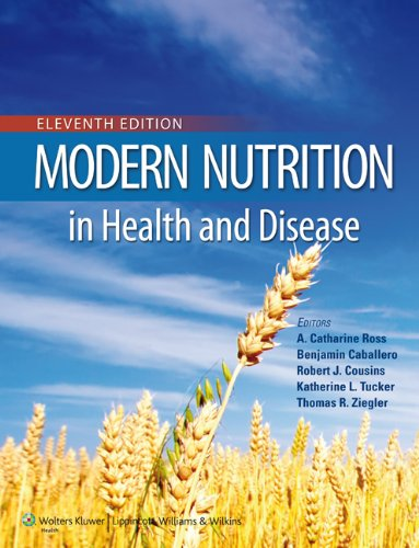 Modern Nutrition in Health and Disease: 1 (Modern Nutrition in Health & Disease (Shils)) Pdf