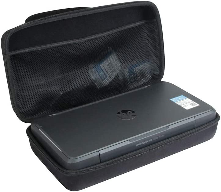 Anleo Travel Case for HP OfficeJet 200 Portable Printer (CZ993A)-Only Case