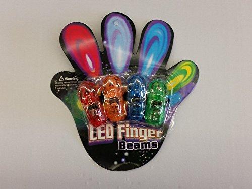 Shaped Finger (48 LED Car Shaped Laser Finger Beam Flash Lights)