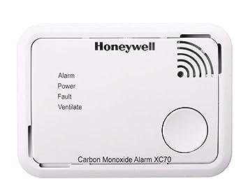 Honeywell H450En - Detector de monóxido de carbono: Amazon.es: Bricolaje y herramientas