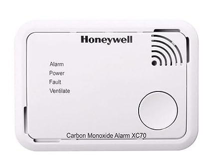Honeywell XC70 Carbon Monoxide Detector Alarm - Bnib 7 Yr Guar (Replaces  H450EN)