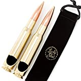 50 Caliber Bottle Openers - Set of 2 - By Lucky Shot