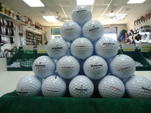 48 Bridgestone Treo Soft 5A AAAAA Used Golf Balls