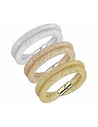 Swarovski Stardust Deluxe Bracelet Set, M