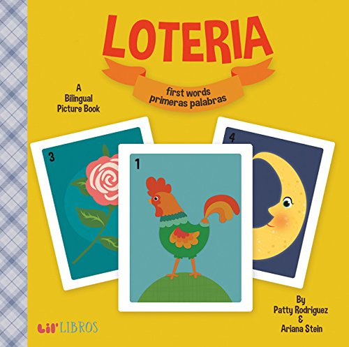 Loteria: First Words / Primeras Palabras (English and Spanish Edition) -