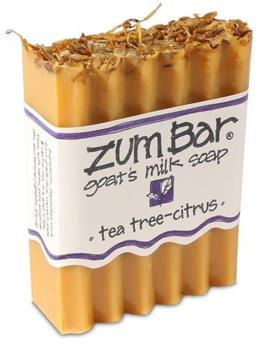 Zum, Soap Bar Goat Milk Tea Tree Citrus, 3 Ounce ()