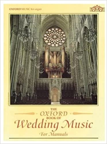 Book The Oxford Book of Wedding Music for Manuals