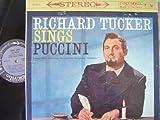 Richard Tucker Sings Puccini LP