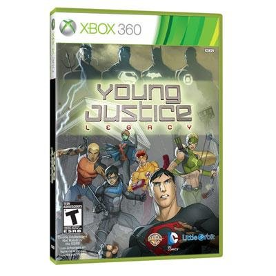 (MAJESCO Young Justice Legacy X360 / 01014 /)