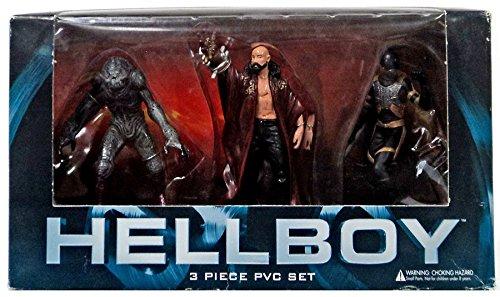 Diamond Comic Distributors Hellboy Movie PVC Set 2: The Bad Guys