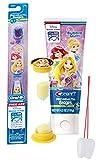 "Disneys Tangled Inspired 3pc Bright Smile Oral Hygiene Set! Includes Princess Rapunzel Toothbrush, Toothpaste & Brushing Timer! Plus Bonus ""Remember to Brush"" Visual Aid!"