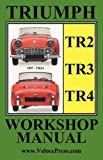 Triumph Tr2, Tr3 and Tr4 1953-1965 Owners Workshop Manual, , 1588500527