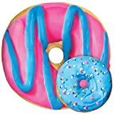 iscream Sugar-riffic! Donut Shaped Photoreal