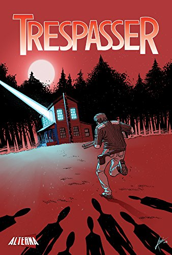 Trespasser - Justin Rosso
