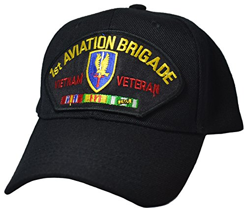 Military Productions 1st Aviation Brigade Vietnam Veteran Cap Aviation Cap