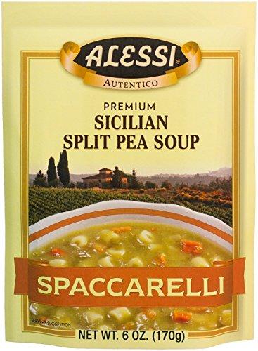 Top split peas soup