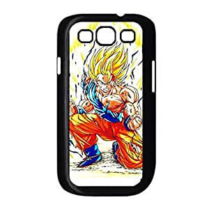 Generic Gel Clear Phone Cases For Girls Printing Dragon Ball Z For Samsung Galaxy S3 I9300 Choose Design 1