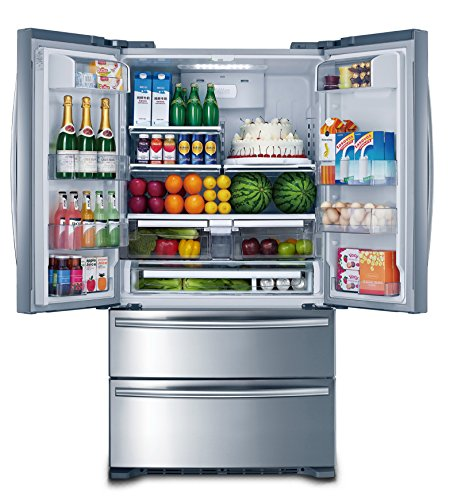 French Door Refrigerators Without Ice Maker