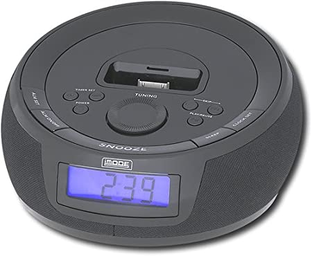 Review Insignia NS-C2000 AM/FM Clock