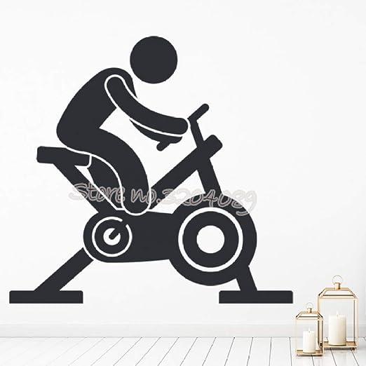 yaoxingfu Bicicleta de Ejercicio Atletismo Fitness Trainer ...