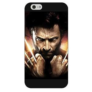 """UniqueBox Customized Marvel Series Case for iPhone 6 4.7"""", Marvel Comic Hero X-Men Wolverine Logan iPhone 6 4.7"""
