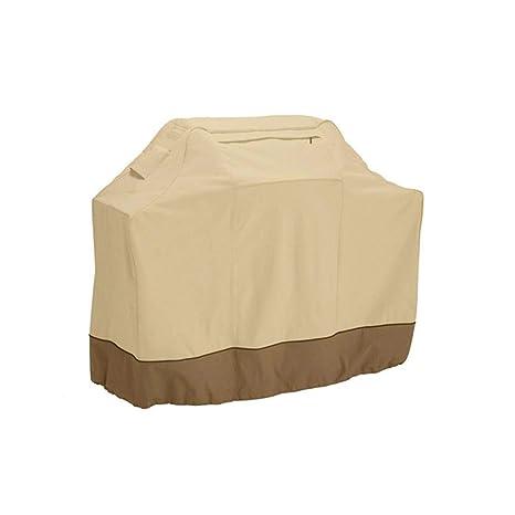 "TOPAUP PU Grill Cover BBQ Heavy Duty Waterproof Outdoor Anti Dust Rain Veranda Gas Cover 702448"""