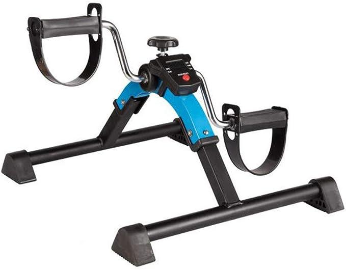 Guoyajf Pedal Exerciser Mini Ejercicio Bicicleta Pedalista con ...