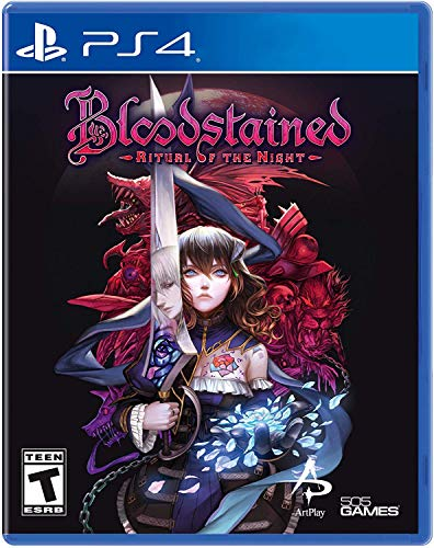 Bloodstained: Ritual of the Night – PlayStation 4