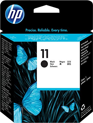HP 11 Black Original Printhead (C4810A)