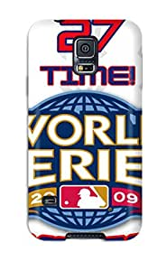 Amberlyn Bradshaw Farley's Shop New Style new york yankees MLB Sports & Colleges best Samsung Galaxy S5 cases
