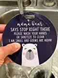 THREE LITTLE TOTS – Mama Bear Sanitize and No