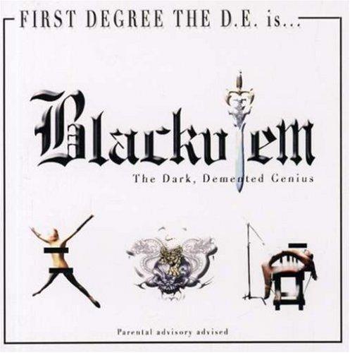 Blackulem, The Dark Demented Genius