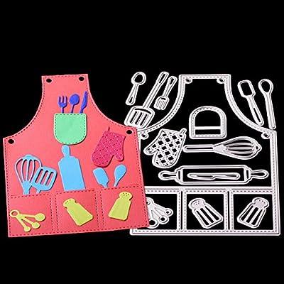 f/ür Sizzix big shot // Cuttlebug // und andere Stanzmaschine FNKDOR Pr/ägemaschine Pr/ägeschablonen Schablonen Stanzformen K Stanzschablone Scrapbooking