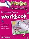 D'Nealian Handwriting Practice and Review Workbook, Grade K