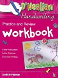 D'Nealian Handwriting Practice and Review Workbook, Grade K