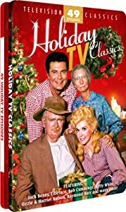 Holiday TV Classics - Tin by Mill Creek Entertainment