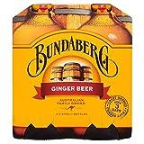 Bundaberg Ginger Beer - 4 x 375ml (50.72fl oz)